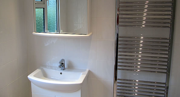 Canvey bathroom installation